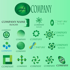 Logo-In The Green