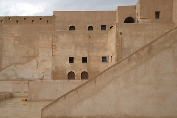 Tunisian fortress