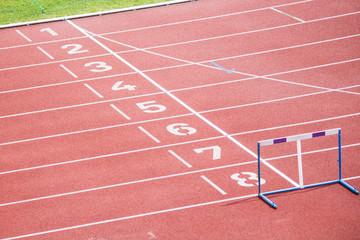 Athletic start