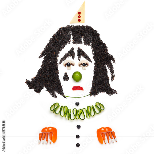 Fruity Pierrot.