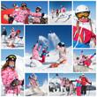 ski famille