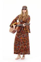 femme mode hippie