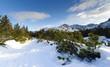 Winter in Polish High Tatras