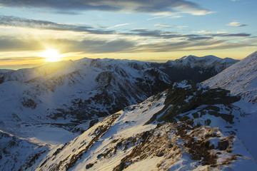 Slovakia mountaines