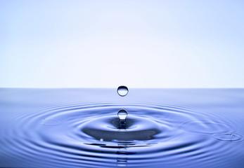Wassertropfen, Tropfen, Water Drop