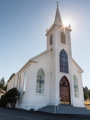 St. Theresa de Avila in Bodage Bay, California