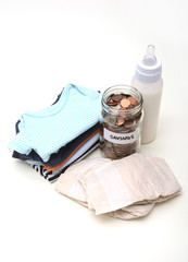baby items savings and expenses