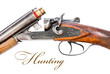 mechanism of hunting rifle