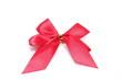 pink ribbon on white paper