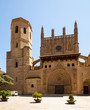 Cathedral of Transfiguration of the Lord. Huesca