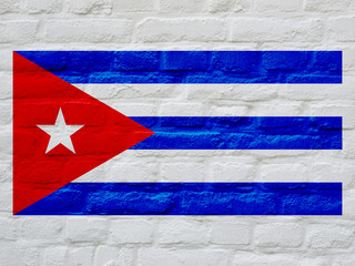 National Cuban flag