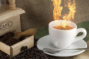 Caffè Fiammante