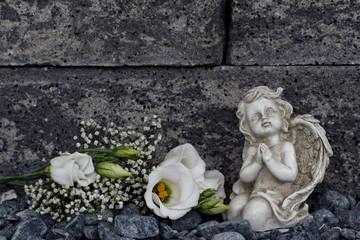 Friedhofsdekoration
