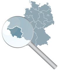 Deutschlandkarte_Saarland