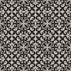 Oriental pattern, seamless texture
