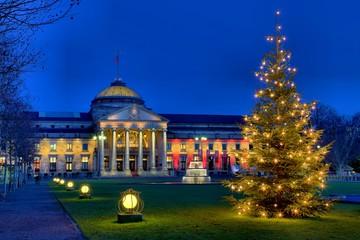 Kurhaus Wiesbaden (Dezember 2013)