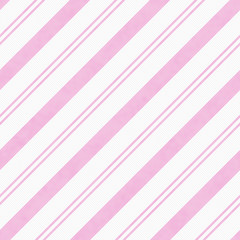 Pale Pink Diagonal Striped Textured Fabric Background