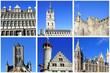 Impressionen von GENT ( Belgien )