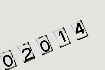 2014 meter reading year