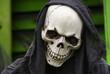 Tod, Halloween, Skelett, sterben, tot, schädel