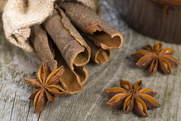 Cassia Bark & Star Anise