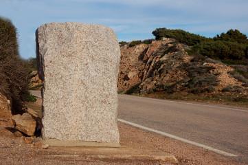 benvenuti nella terra del granito