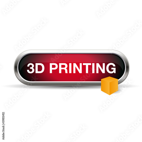 3d printing button or label