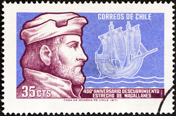 Magellan and Caravel (Chile 1971)