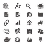 SEO icon sets