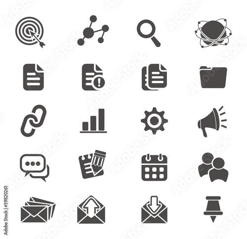 SEO icon sets