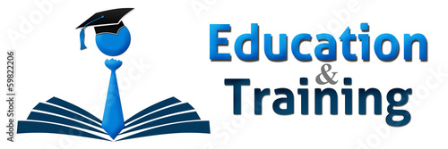Education and Training Human Cap Book Banner
