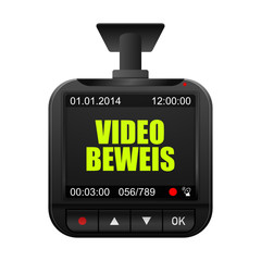 dashcam v2 video-beweis I