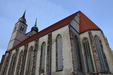 Johanniskirche in Magdeburg