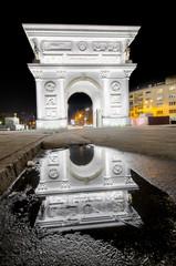 Arc de Triomphe, Triumfalna kapija Skopje, Macedonia