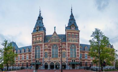 Rijksmuseum  in Amsterdam