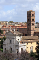 Rome, Santa Francesca Romana