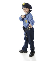 Small Shining Police