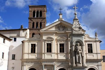 Rome, San Bartolomeo all'Isola