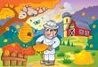 Autumn farm theme 1