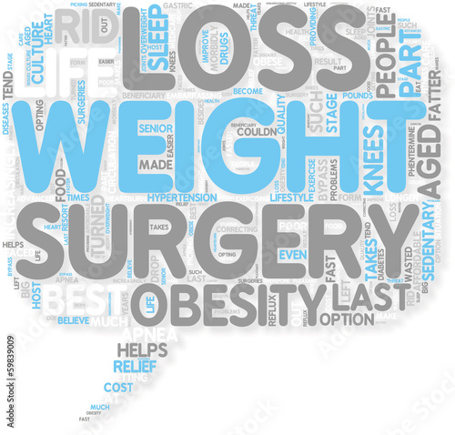 Concept of Aged and Weight Loss Surgery