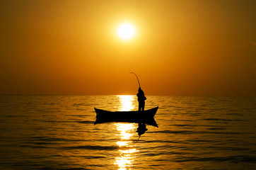 The Fishing with Sundown