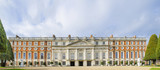 Hampton Court Palace, Kingston, London, UK panorama