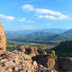 Belogradchik rocks, Bulgaria