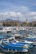 The harbour of Nice, French Riviera