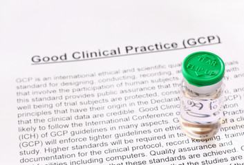 Good Clinical Practice. GCP.