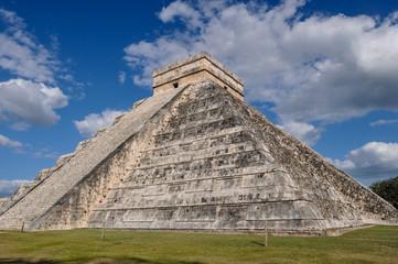 Chichen Itza Mayan Ruin