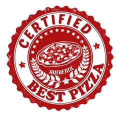 Best pizza stamp