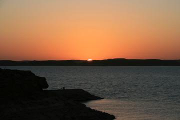 Le lac Nasser s'endort