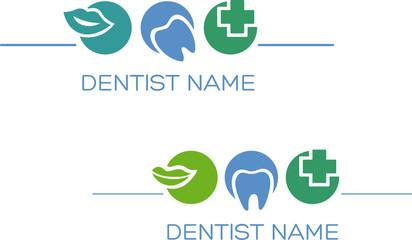 Zahnarzt-Logo-Set_1