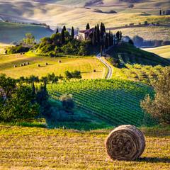 Tuscany, Italian Landscape